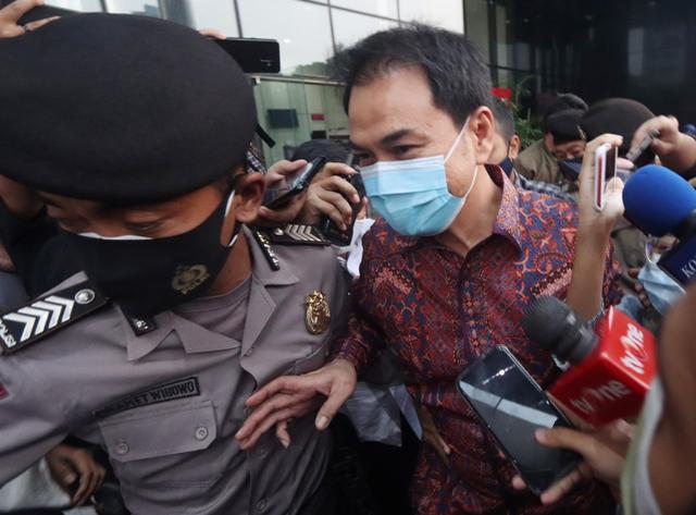 Sidang Benur Edhy Prabowo, Jaksa Ungkap Nama Fahri Hamzah dan Azis Syamsuddin (1)