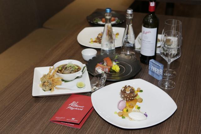 Restoran Ini Tawarkan Paket Fine Dining dengan Kreasi Menu 5 Chef Ternama Dunia (18201)