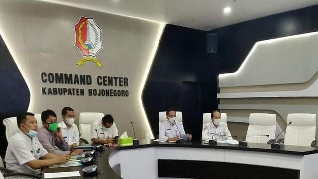 Kebijakan dan Kelembagaan Smart City Bojonegoro Raih Skor Sempurna (501588)