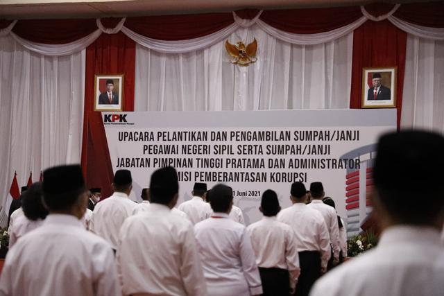 Alih Status Pegawai KPK Menjadi ASN: Akankah Independensi KPK tetap Terjaga? (397017)