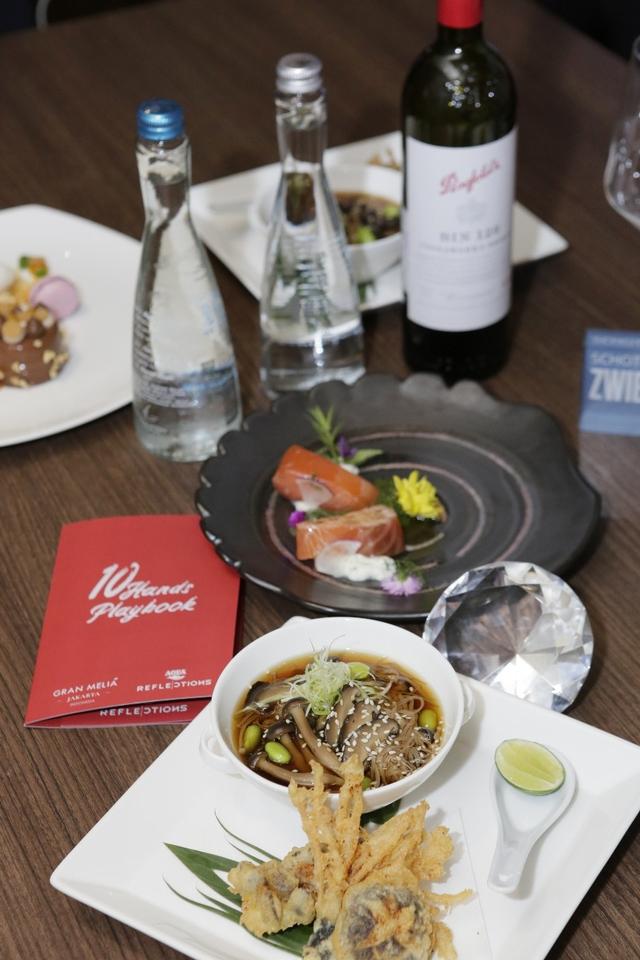 Restoran Ini Tawarkan Paket Fine Dining dengan Kreasi Menu 5 Chef Ternama Dunia (18204)
