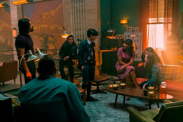 Netflix Bocorkan Judul 10 Episode The Umbrella Academy 3 (164217)