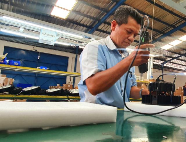 Kementerian ESDM Sedang Susun Roadmap Pencahayaan Lampu LED (458223)