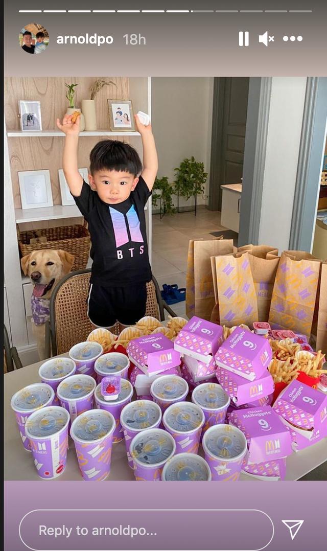 Bayar Rp 3 Juta buat BTS Meal, Review Chef Arnold: Dah Gini Doang? (335269)