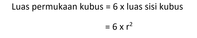 Rumus Rusuk Kubus (Volume dan Luas Permukaan) (34817)