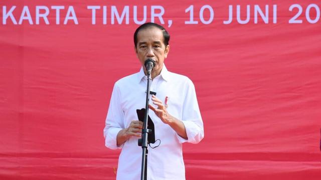 Kritik Wacana Presiden 3 Periode: Seperti Orba; Jokowi Dinilai Tak Tegas Menolak (443951)