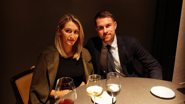 4 Bidadari Cantik Pasangan Bintang Timnas Wales di Euro 2020 (144986)