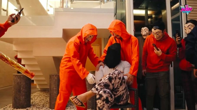 8 Momen Kejutan Ulang Tahun Ke-28 Ammar Zoni, Ada Drama Penculikan (20244)