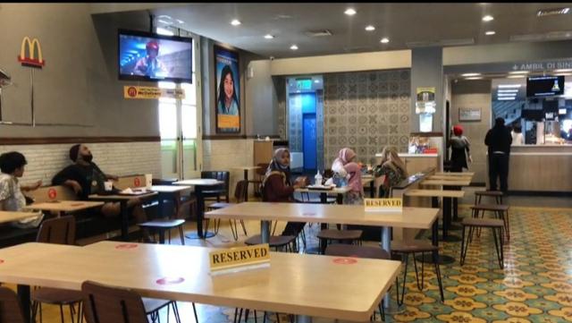 Gerai McD di Sultan Agung Yogyakarta Tak Jual BTS Meal Usai Kerumunan Pembeli  (135446)