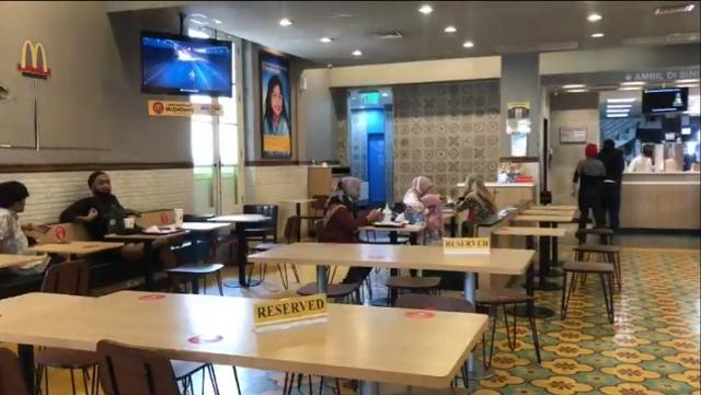 Gerai McD di Sultan Agung Yogyakarta Tak Jual BTS Meal Usai Kerumunan Pembeli  (135445)