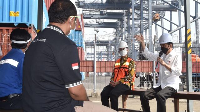 Belum 2 Bulan Sejak Jokowi Perintahkan Libas Pungli, Preman Priok Beraksi Lagi (498475)