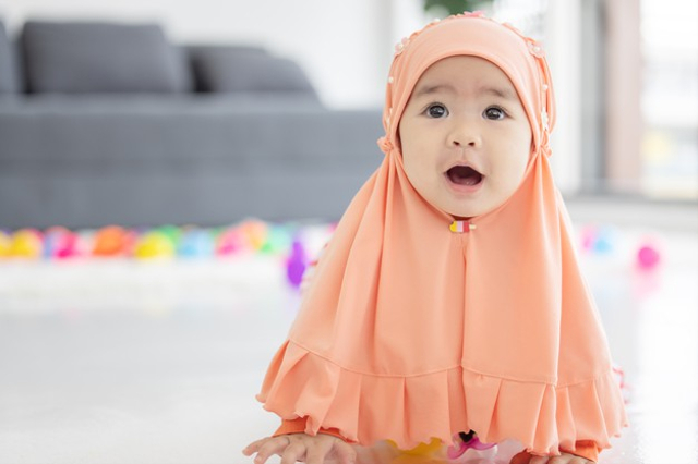 Doa Bayi Baru Lahir, Amalkan untuk Kebaikan si Kecil (26379)