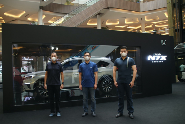 Honda N7X Sudah Bisa Dipesan, Tanda Jadi Rp 5 Juta! (858533)