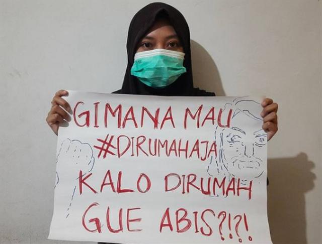 Pentingnya Rumah Aman untuk Perempuan Korban Kekerasan di Masa Pandemi (300732)