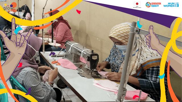 Kisah Ibu Siti, Berdaya untuk Diri Sendiri & Perempuan Lain di Tengah Pandemi (29811)