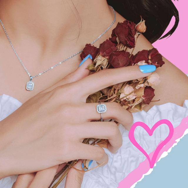 Miss Mondial Cocok Untuk Para Pecinta Perhiasan Berlian (91409)
