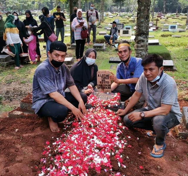 In Memoriam Bapak, Perginya Sang Prajurit Teladan (129420)