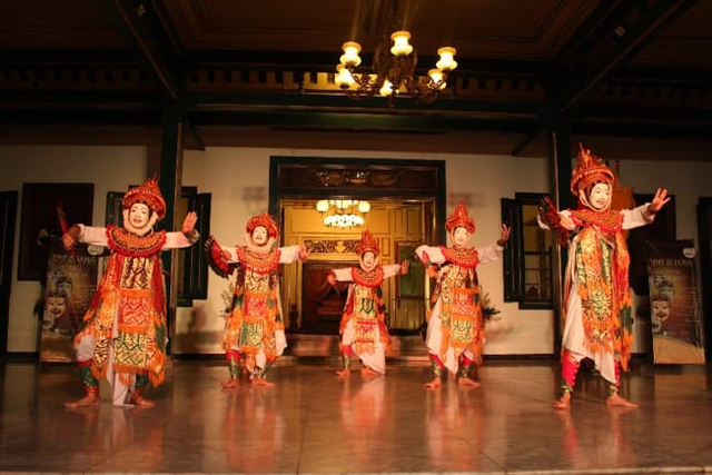 Digelar Hybrid, International Mask Festival 2021 Tampilkan Ragam Kebudayaan (32047)