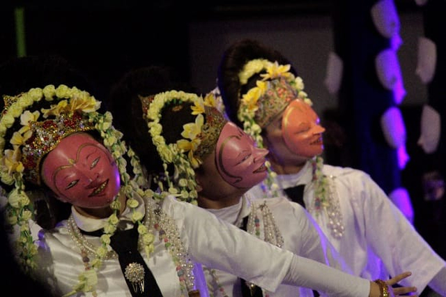 Digelar Hybrid, International Mask Festival 2021 Tampilkan Ragam Kebudayaan (32046)