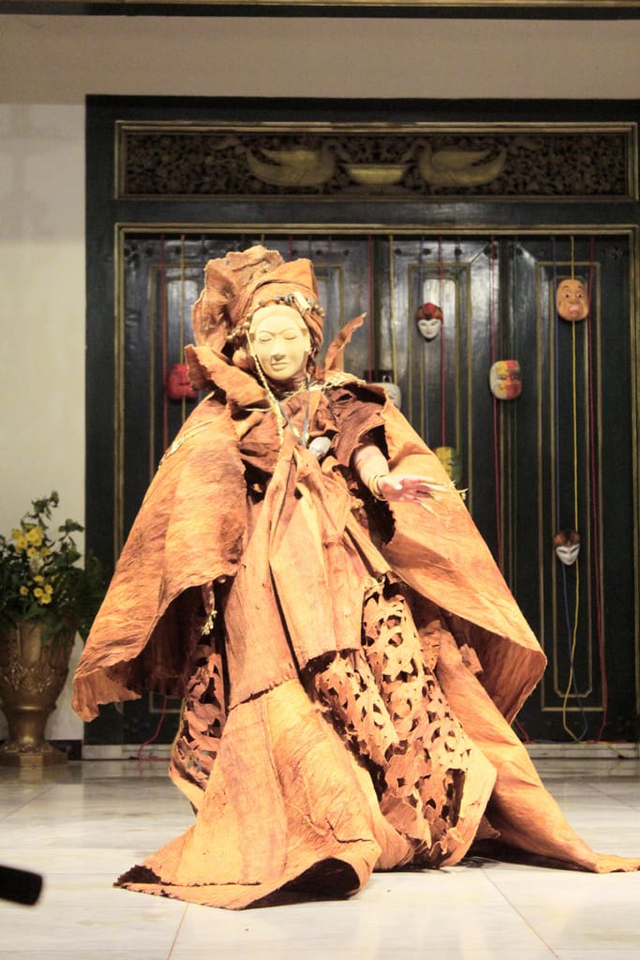 Digelar Hybrid, International Mask Festival 2021 Tampilkan Ragam Kebudayaan (32045)