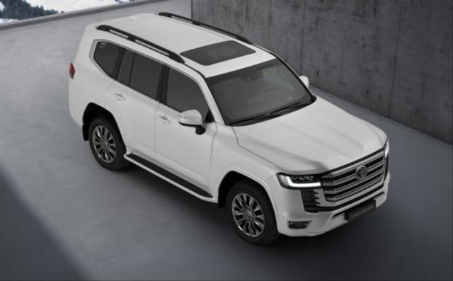 Inilah Generasi Baru Toyota Land Cruiser, Ada Varian GR Sport! (41564)