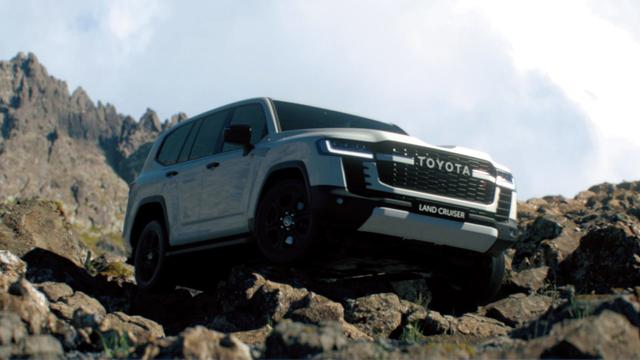 Belum Meluncur Toyota Land Cruiser 300 Sudah Bisa Dipesan, Siapkan Rp 100 Juta (698286)