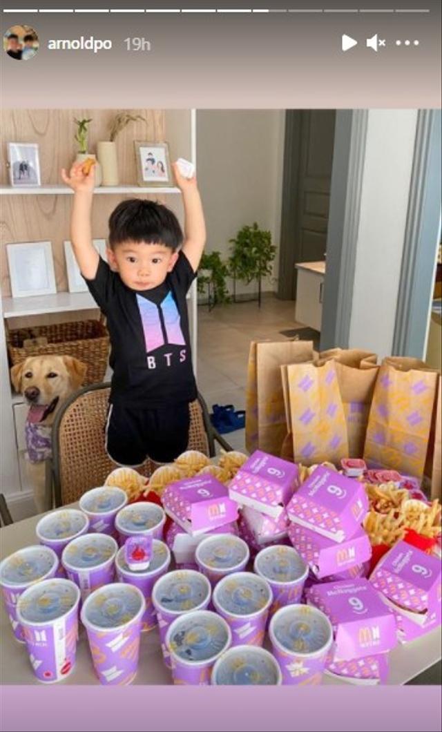 Ikutan Demam BTS Meal, 5 Figur Publik Tajir Ini Borong Hingga Puluhan Paket (7863)