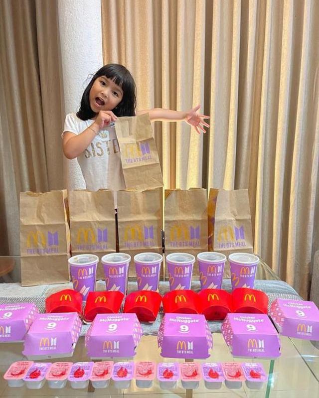 Ikutan Demam BTS Meal, 5 Figur Publik Tajir Ini Borong Hingga Puluhan Paket (7865)