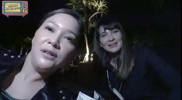 Kepergok Maia Estianty saat Makan Malam di Bali, Luna Maya Sebut Bawa Suami (6506)