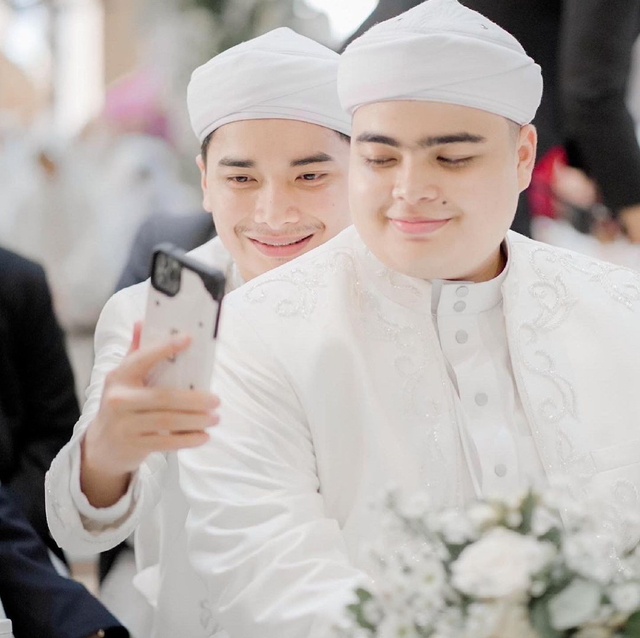 Alvin Faiz Akui Adiknya Lebih Siap Ketimbang Dirinya dalam Pernikahan (223813)