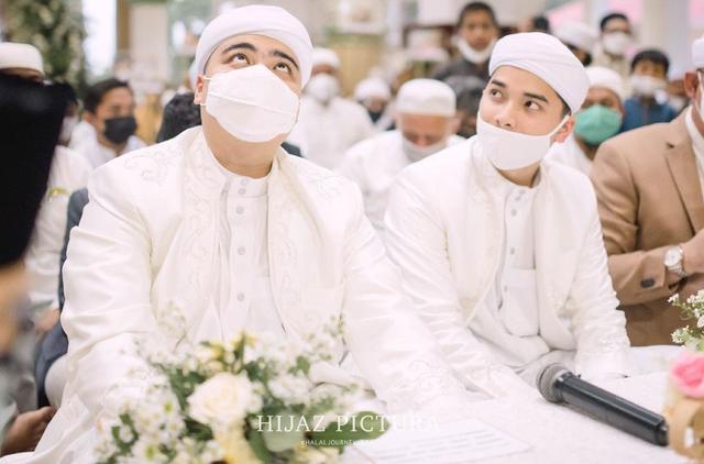 Alvin Faiz Akui Adiknya Lebih Siap Ketimbang Dirinya dalam Pernikahan (223814)