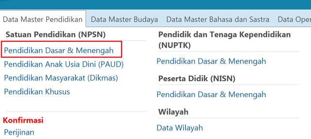 Cara Cek NPSN Secara Resmi di Situs Kemdikbud (270916)