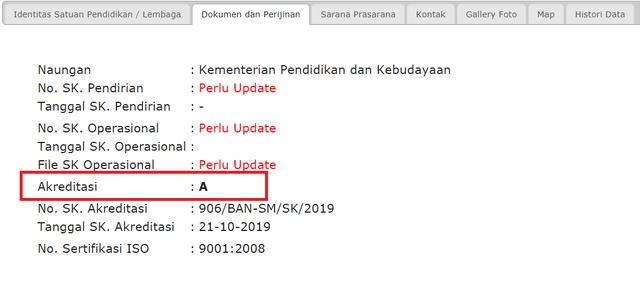 Cara Cek NPSN Secara Resmi di Situs Kemdikbud (270919)