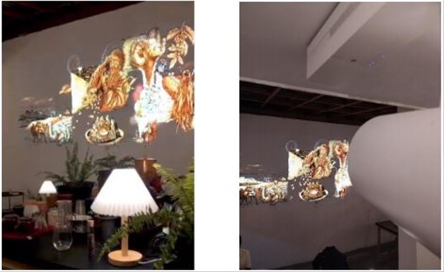 """Membuat Video Mapping dengan Lighting Projector """"LightScene"""" dari EPSON (169710)"""