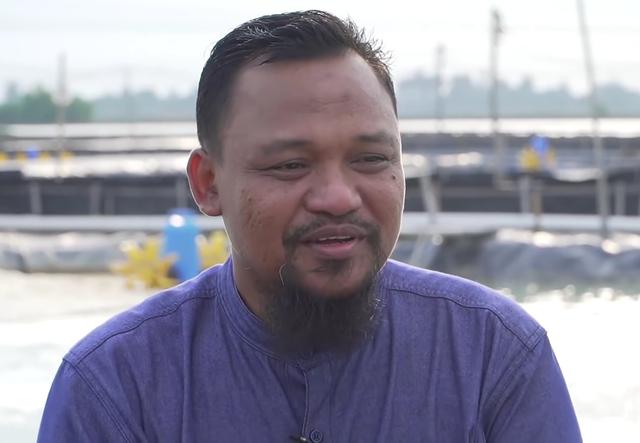Kisah Preman Pasar Senen Insyaf Beralih ke Usaha Tambak, Kini Omzetnya Miliaran (150027)