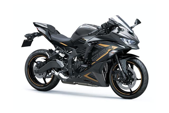 Berita Populer: Warna Baru Kawasaki Ninja ZX-25R; New Ninja ZX-10R 2021 Meluncur (71500)