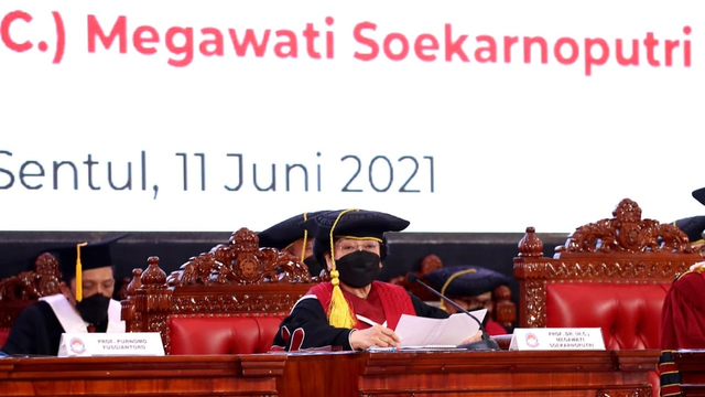 Megawati Bicara Masa Penjajahan RI: Kalau Sudah Lahir, Saya Ikut Berontak (24517)