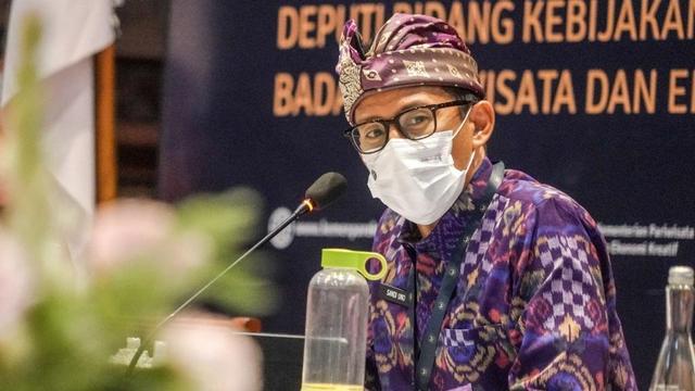 Sandiaga: Kawasan Sanur, Ubud, dan Nusa Dua, Siap Dibuka Kembali untuk Wisman (274675)