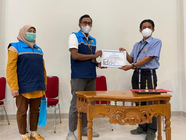 Universitas Panca Bhakti Pontianak Lakukan Tambah Daya Listrik PLN (467672)