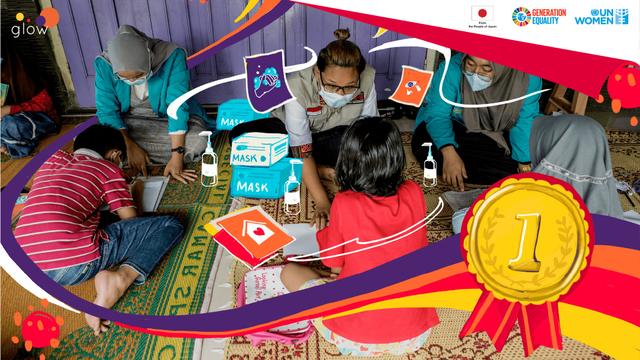 Kisah Liza Yuvita Sikku, Jadi Satgas COVID-19 untuk Desa Damai di Jawa Tengah (432586)