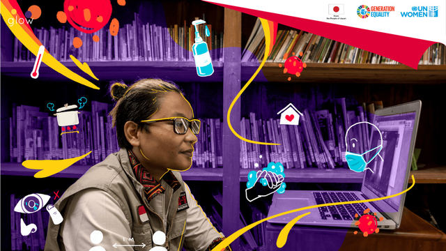 Kisah Liza Yuvita Sikku, Jadi Satgas COVID-19 untuk Desa Damai di Jawa Tengah (432585)