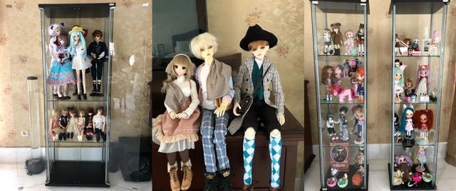 5 Selebriti yang Hobi Mengoleksi Boneka, Ada yang Bentuknya Menyeramkan (839)