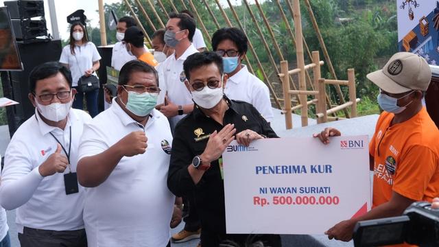 Millenial Smartfarming di Bali Cetak Petani Berkapasitas Ekspor (16460)