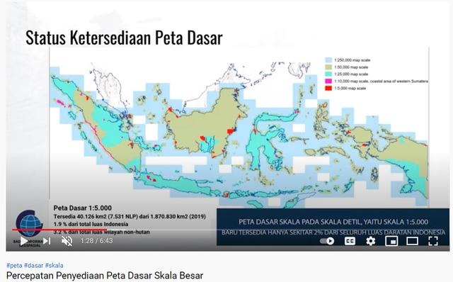 Menuju Kemandirian IG (Peta) di Indonesia: Regulasi, Kesiapan SDM, dan Teknologi (168764)
