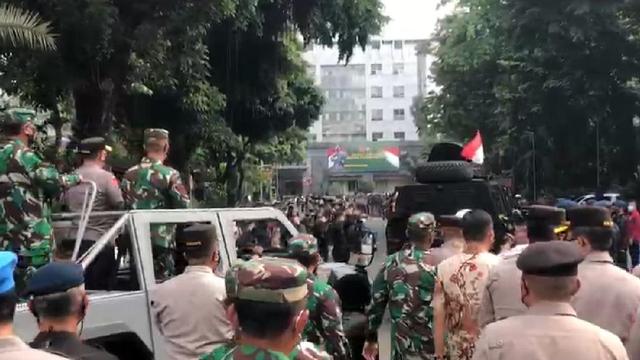 Intip Pindad Maung Bernopol Kapolda Metro Saat Acara Pelepasan Mayjen Dudung (45114)