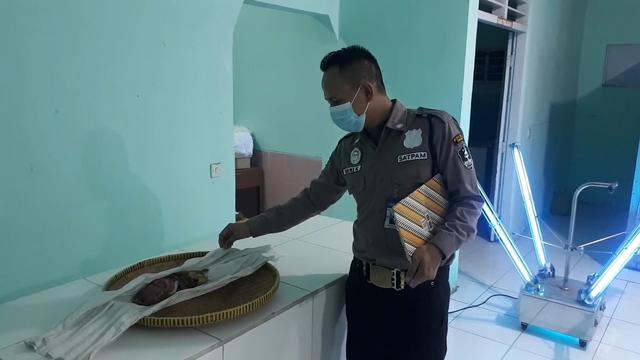 Nang Brebes Ana Bayi Wadon Ditemukna Ninggal Diwadahi Kresek (24512)