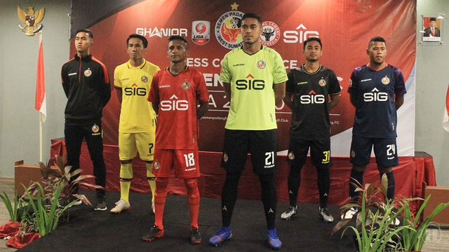 Semen Padang FC Bakal Jalani Pertandingan Uji Coba Jelang Liga 2 (402631)