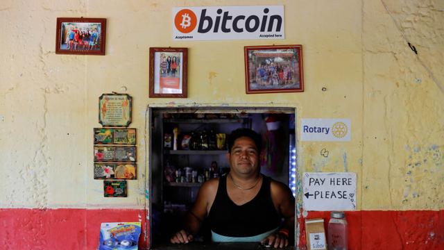 Foto: El Salvador Akan Jadikan Bitcoin Mata Uang yang Sah (26679)