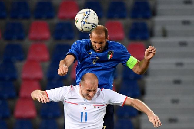 Euro 2020: Timnas Italia dan Peluangnya, Serta Keyakinan Akan Muncul Juara Baru (307056)