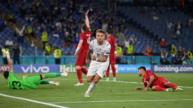 Reaksi Roberto Mancini Usai Italia Hajar Turki di Partai Pembuka Euro 2020 (162081)